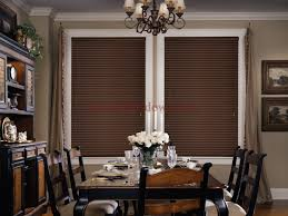 dining room blinds sliding panels amp roller shades modern dining