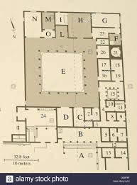 The Metropolitan Condo Floor Plan by Historic Architectural Plan Of The Roman Villa Of Publius Fannius