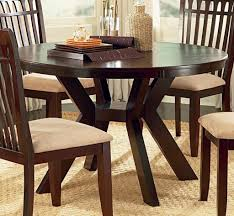 how many does a 48 inch round table seat nice design 48 dining table opulent ideas dining table modern round