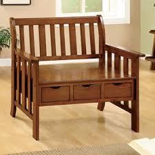 Entryway Bench Furniture Very Narrow Bench Wayfair