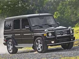 mercedes benz jeep mercedes benz g55 amg 2009 picture 5 of 50