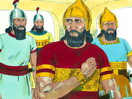 free bible images naaman the army general of the king of aram