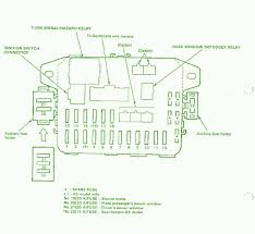 1990 honda civic lx auxiliary fuse box diagram u2013 circuit wiring