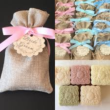 baby shower soap favors soap burlap bag wedding favors baby shower soap favors bridal