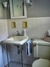 100 period bathrooms ideas reasons to love retro pink tiled