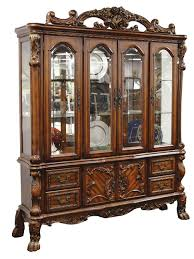 china cabinet china cabinet buffet black hutch and ashley with
