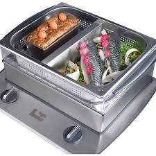 cuisine cuit vapeur cuit vapeur électrique chef combi cooker tellier