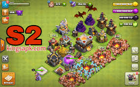 clash of magic u2013 coc privat server mod apk v9 105 unlimited all