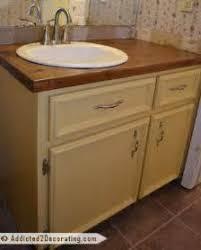 Diy Bathroom Vanity Makeover by Diy Bathroom Vanity Countertop Tsc