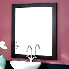 Bronze Bathroom Mirror Bronze Bathroom Mirror Light Mirrors For Bathrooms Wall Framed