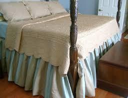 Detachable Bed Skirts Savannah Granny Bedskirt Tutorial