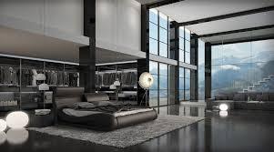 modern black bedroom download