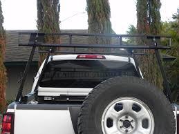 nissan titan utili track ladder rack just installed the rack nissan frontier forum