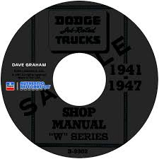 28 1941 dodge auto repair manuals 119776 1941 dodge car