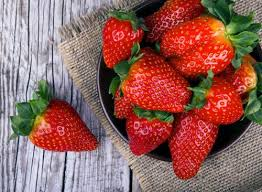 Decorative Ways To Cut Strawberries 20 Fruits And Veggies That Fill You Up Eat This Not That