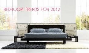Bedroom Trends Bedroom Decorating Trends For 2012