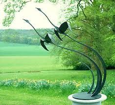 best 25 garden sculpture ideas on concrete posts