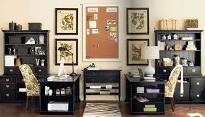 Two Person Home Office Zampco - Home office setup ideas