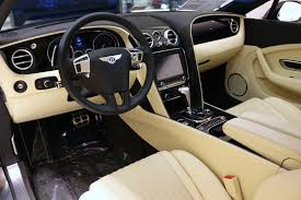 bentley continental 2017 2017 bentley continental gt interior united cars united cars