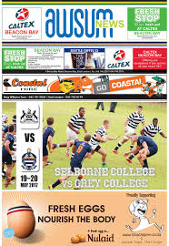 selborne college vs grey college 2017 by awsum news issuu