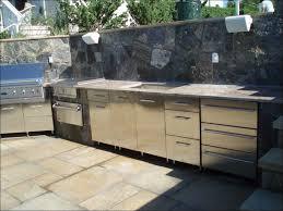Outdoor Bar Cabinet Doors Kitchen Outdoor Kitchen Bbq Refrigerator Dimensions Stainless