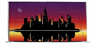 cityscape backdrop cityscape backdrop 6m x 3m backdrops party theming hire