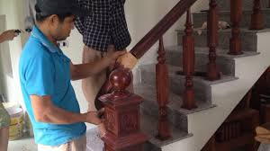 Beautiful Stairs by House Construction Building Stairs Installation Wooden Staircase