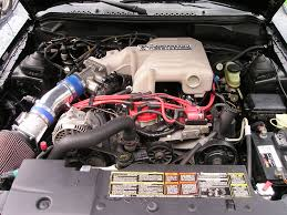 95 mustang engine 95 mustang gts black on black leather 350hp mustangspecialties