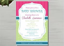 baby shower website baby shower invitation template