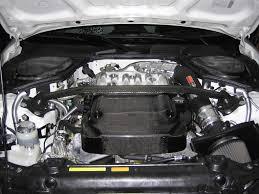 nissan 350z air intake k u0026n 57i induction kit 57 6013 speedlab