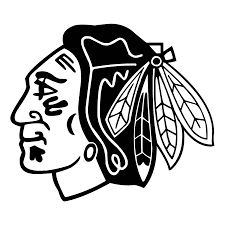 chicago blackhawks coloring pages for kids and for adults