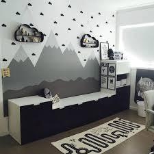 awesome mountain wall art ideas for your kids u0027 bedroom u2013 kids