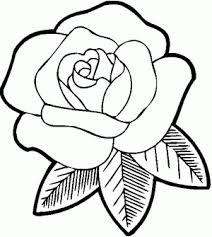 imagenes para colorear rosas rosas para pintar colorear e imprimir
