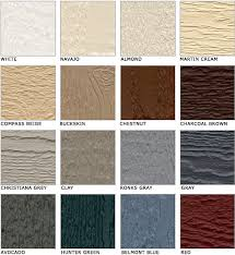 vinyl siding colors houses acrylic solid stain colors for wood