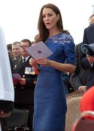 why navy is the new black for kate middleton tmr