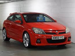 vauxhall red used vauxhall astra hatchback 2 0 i 16v vxr sport hatch 3dr in
