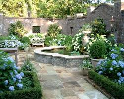 Which Boxwood Where Water Features Water And Gardens - Italian backyard design