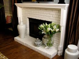 how to paint your fireplace surround all pro chimney service