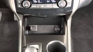 nissan altima 2015 interior pictures 2015 nissan altima usb ipod interface if so equipped youtube