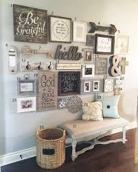 Home Decor Okc Gallery Wall Idea Entry Way Gallery Wall How To Prints