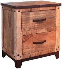 international furniture direct 2 drawer nightstand s
