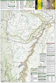 Bryce Canyon Map Pdf Amazon Com Grand Canyon East Grand Canyon National Park