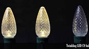 c9 twinkle led bulbs