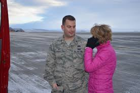 Senators Wife Senators Add Personal Touch To Thule Visit U003e Peterson Air Force