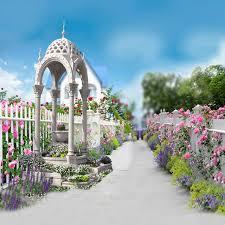 Wedding Altar Backdrop Carved Wedding Altar 5x7ft Photography Background Backdrop Wedding