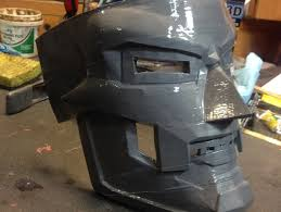 Dr Doom Mask Dr Doom Mask Smoothed By Drumguy560 Thingiverse