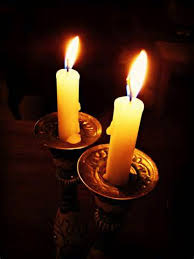 sabbath candles a christian family who observes shabbat the sabbath