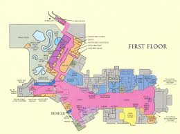 Hotels In Las Vegas Map by Monte Carlo Hotel Map Map Of Monte Carlo Las Vegas