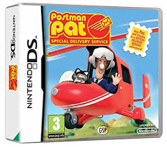 postman pat special delivery service nintendo ds amazon uk