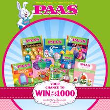 paas easter egg dye the paas easter egg 2017 ultimate egg contest familysavings
